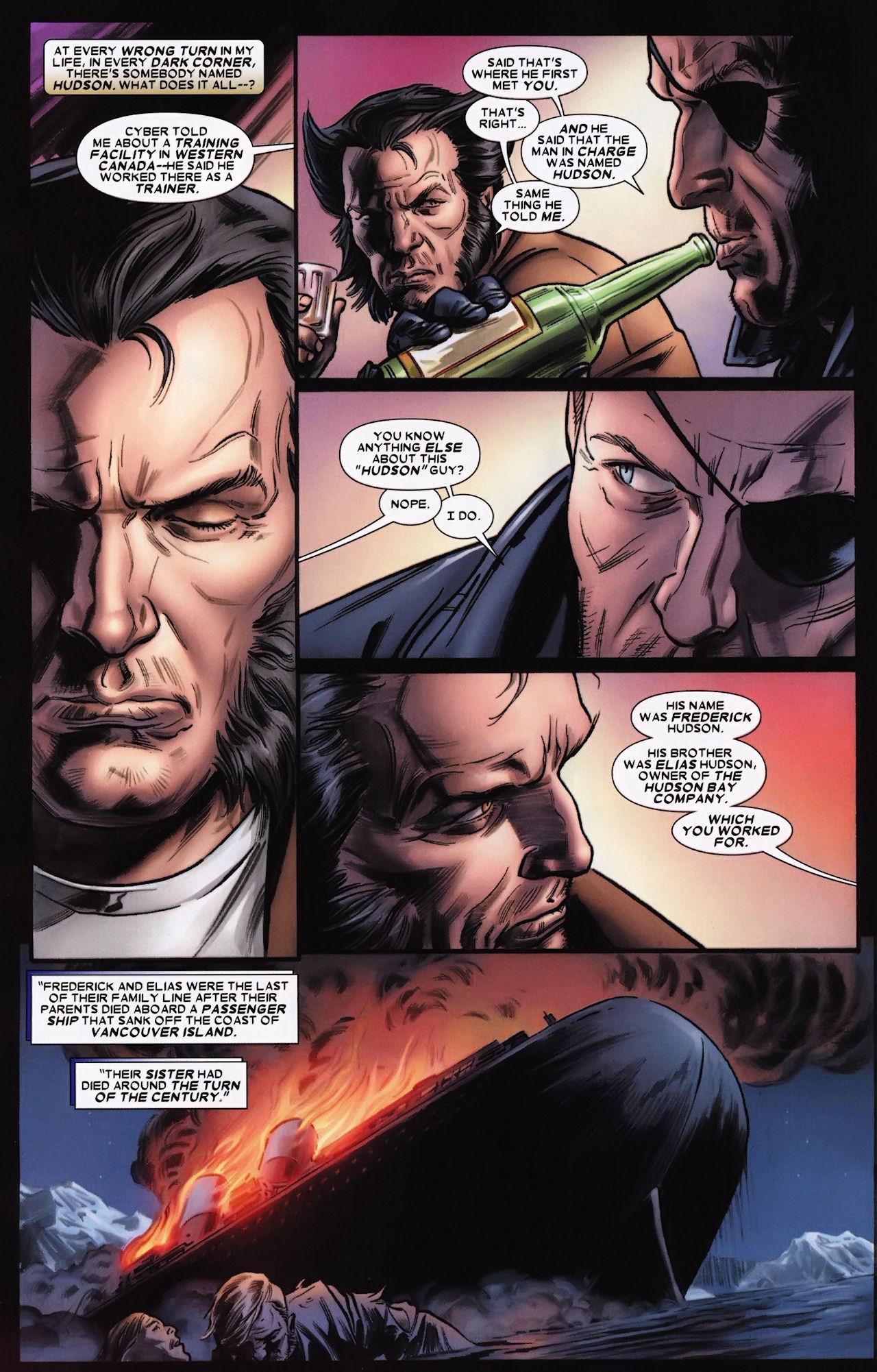 Read online Wolverine: Origins comic -  Issue #33 - 9