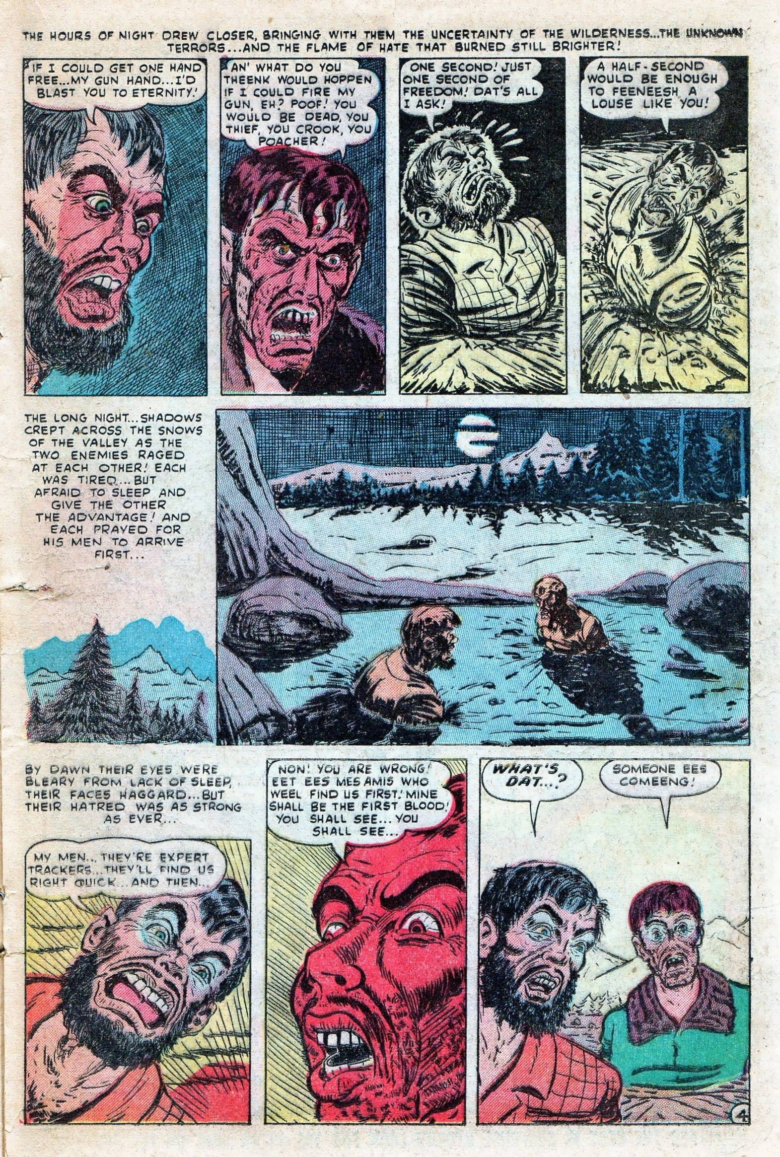 Read online Adventures into Weird Worlds comic -  Issue #11 - 17
