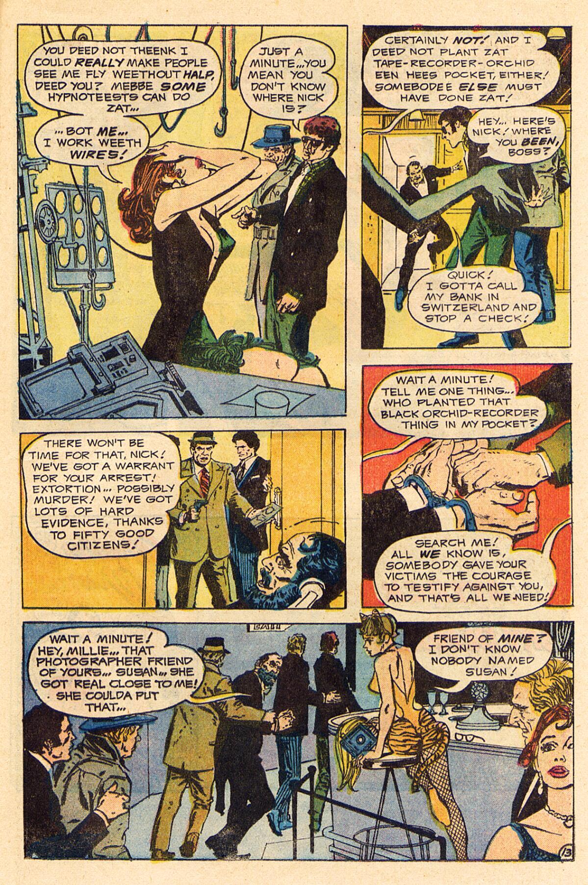 Read online Adventure Comics (1938) comic -  Issue #430 - 21