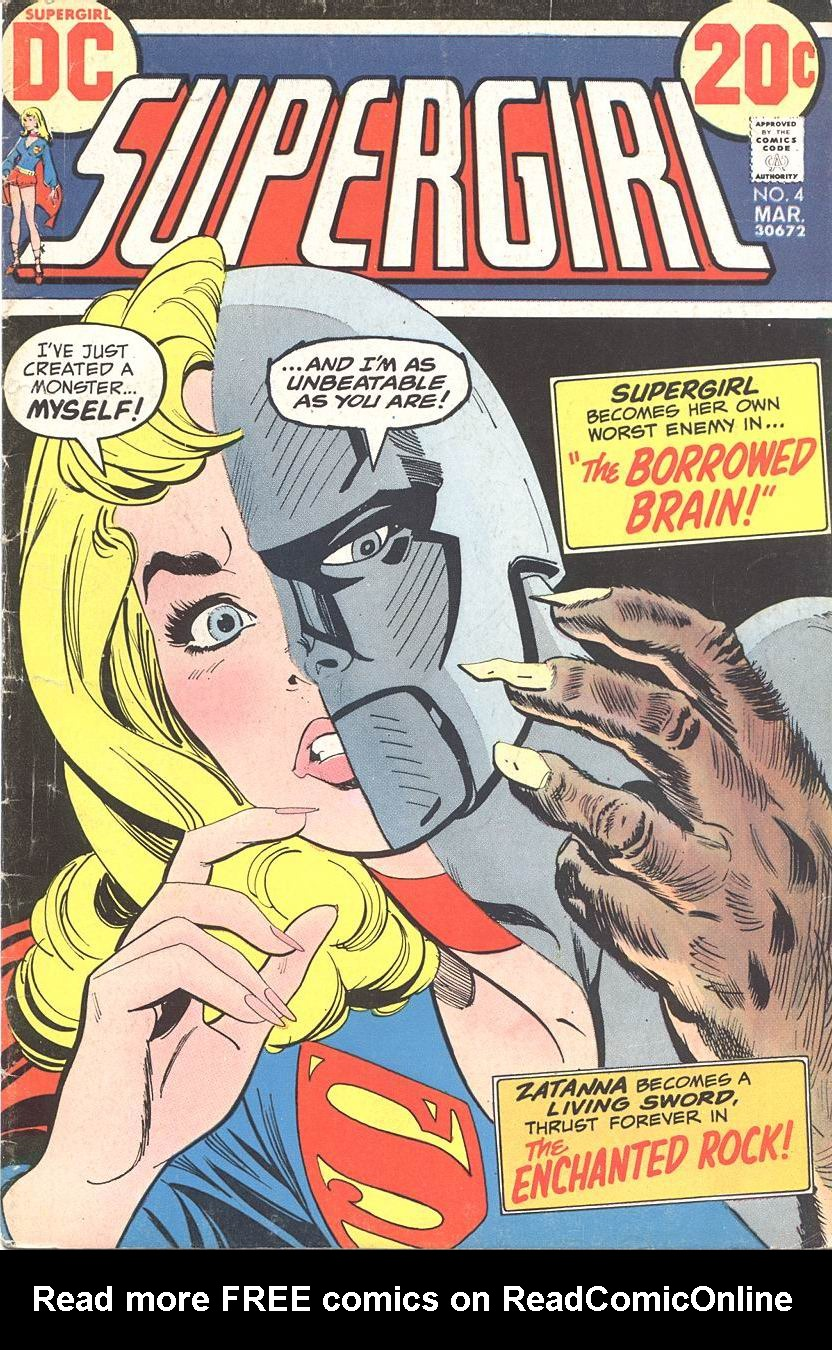 Supergirl (1972) 4 Page 1