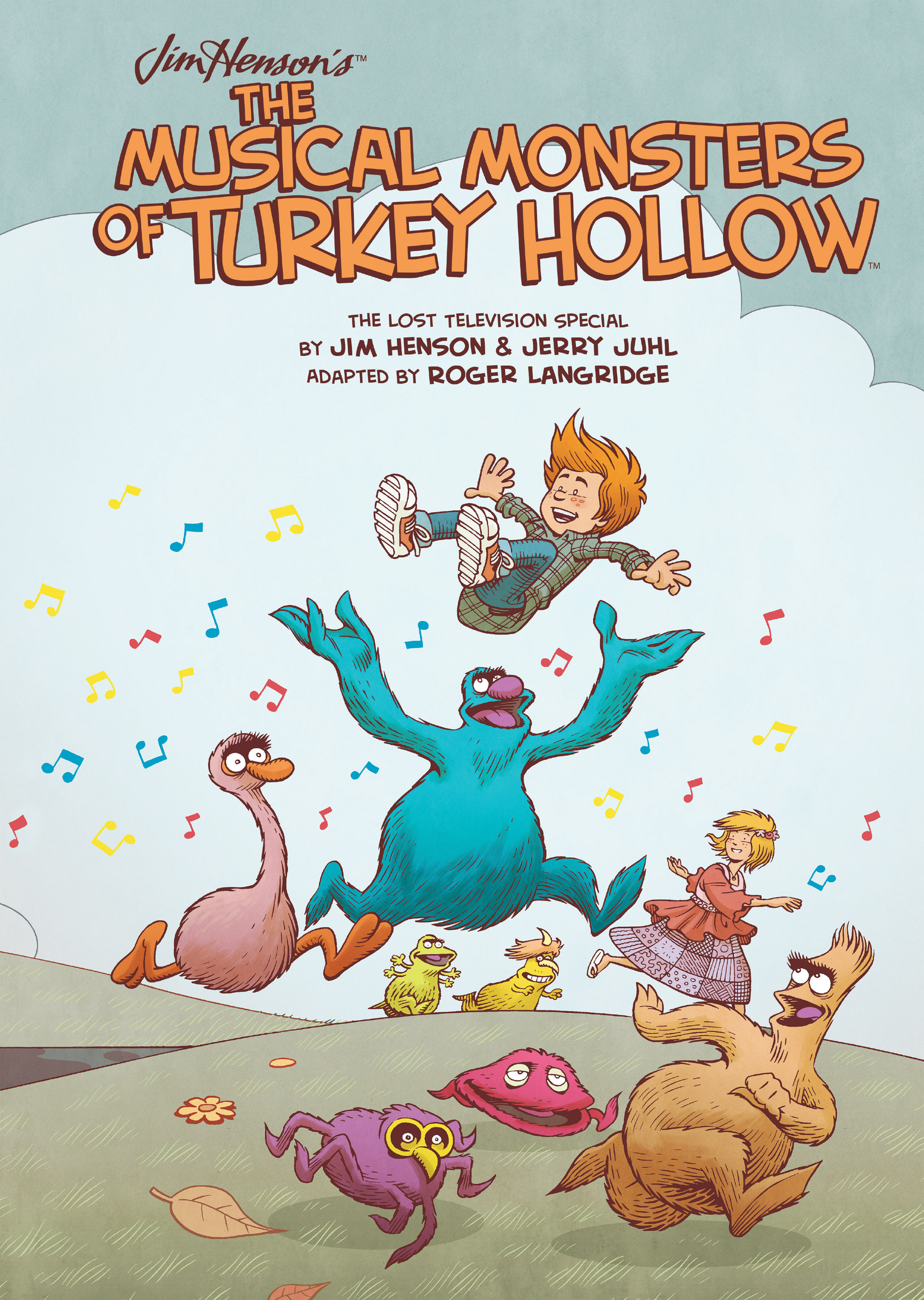 Read online Jim Henson's The Musical Monsters of Turkey Hollow comic -  Issue # Full - 1
