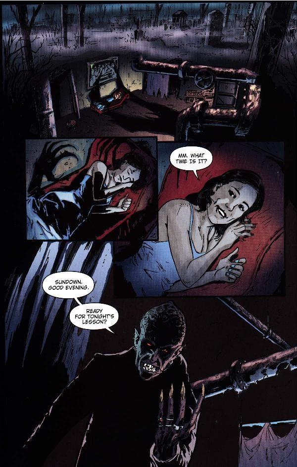 Read online Vampire the Masquerade comic -  Issue # Nosferatu - 36