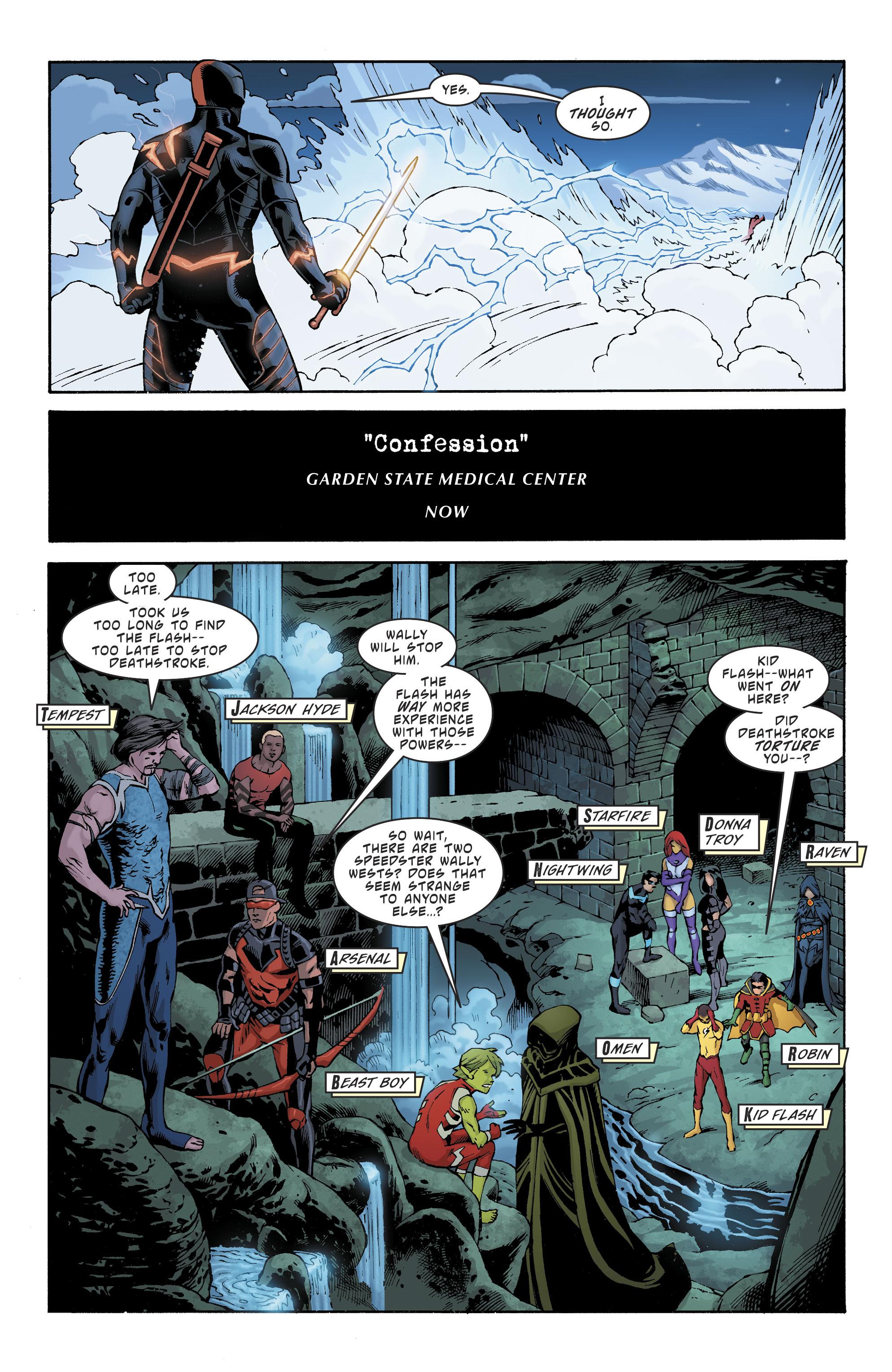 Read online Deathstroke (2016) comic -  Issue #19 - 10