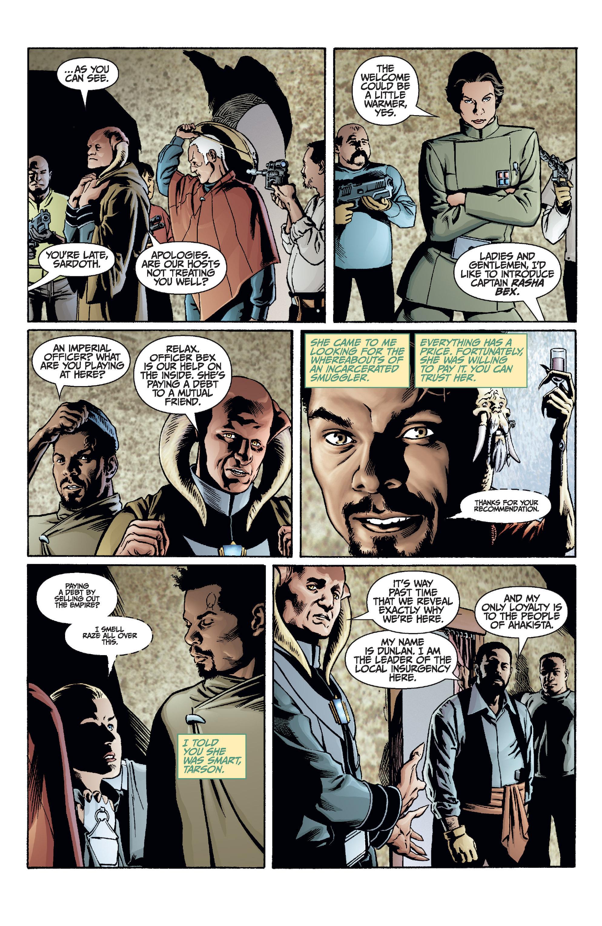 Read online Star Wars Omnibus comic -  Issue # Vol. 20 - 237