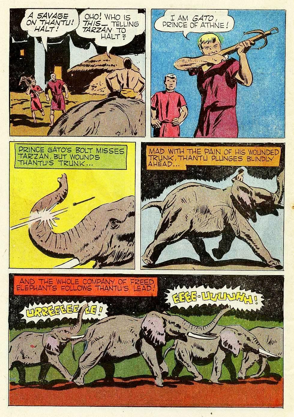 Tarzan (1948) issue 122 - Page 14