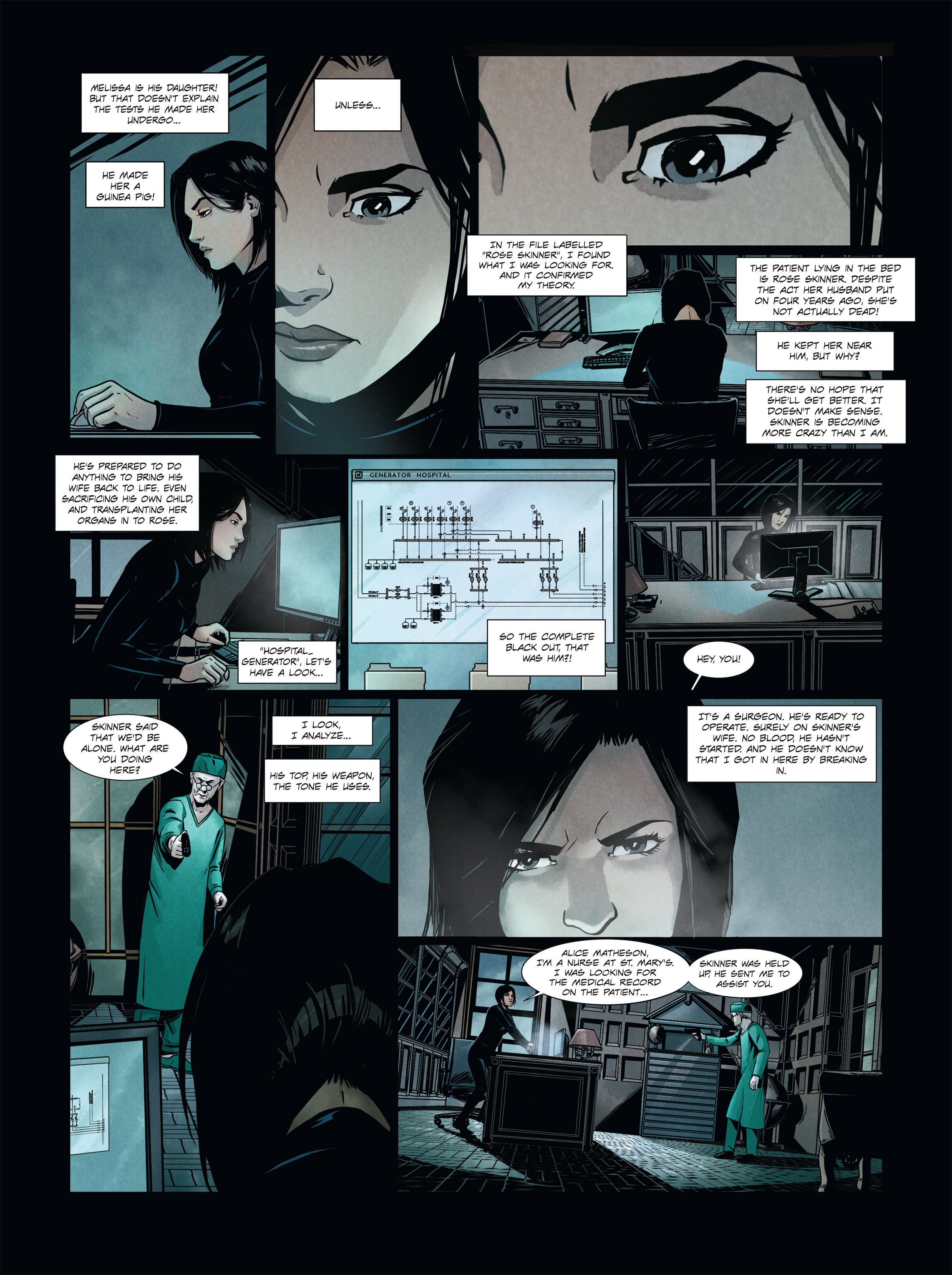 Read online Alice Matheson comic -  Issue #4 - 39
