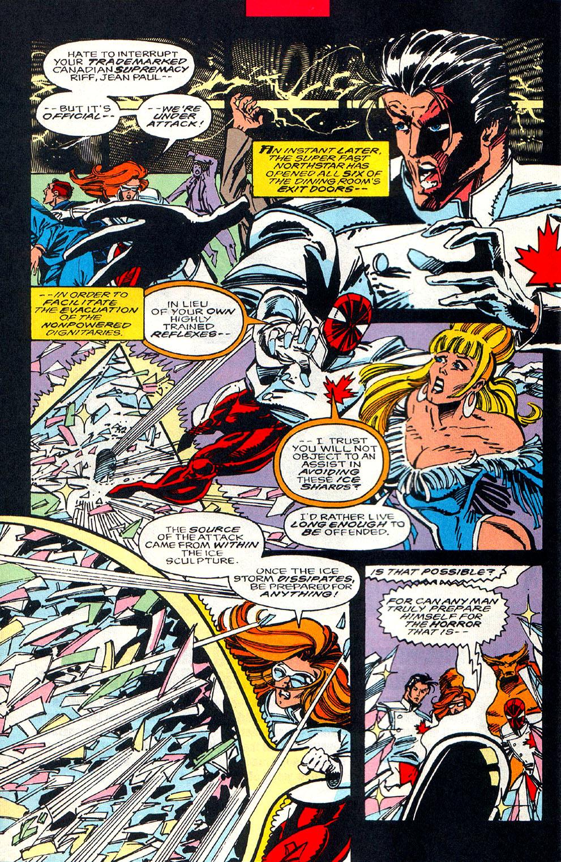 Read online Alpha Flight (1983) comic -  Issue #108 - 5