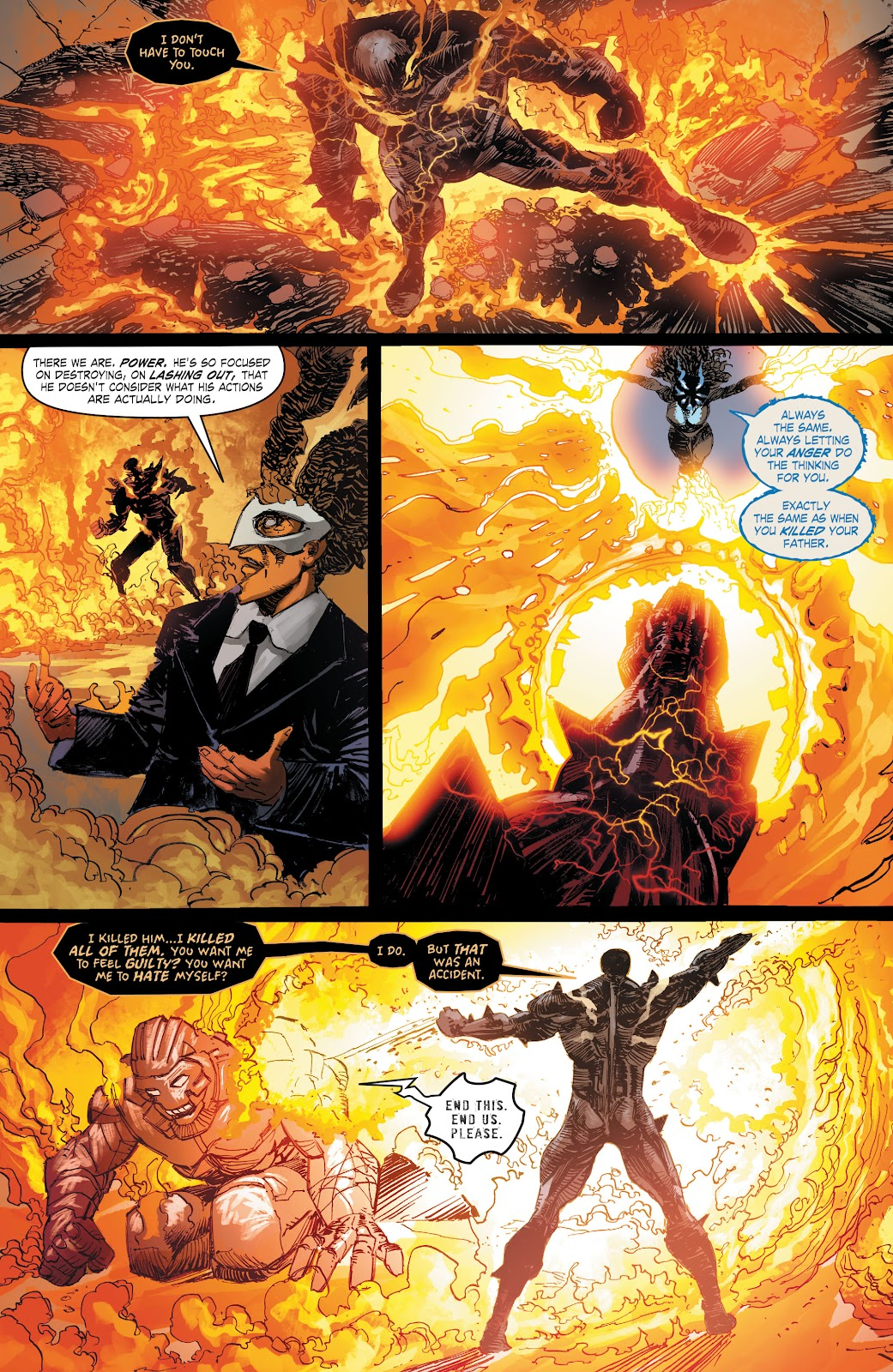 Read online The Curse of Brimstone: Ashes comic -  Issue # TPB (Part 2) - 45
