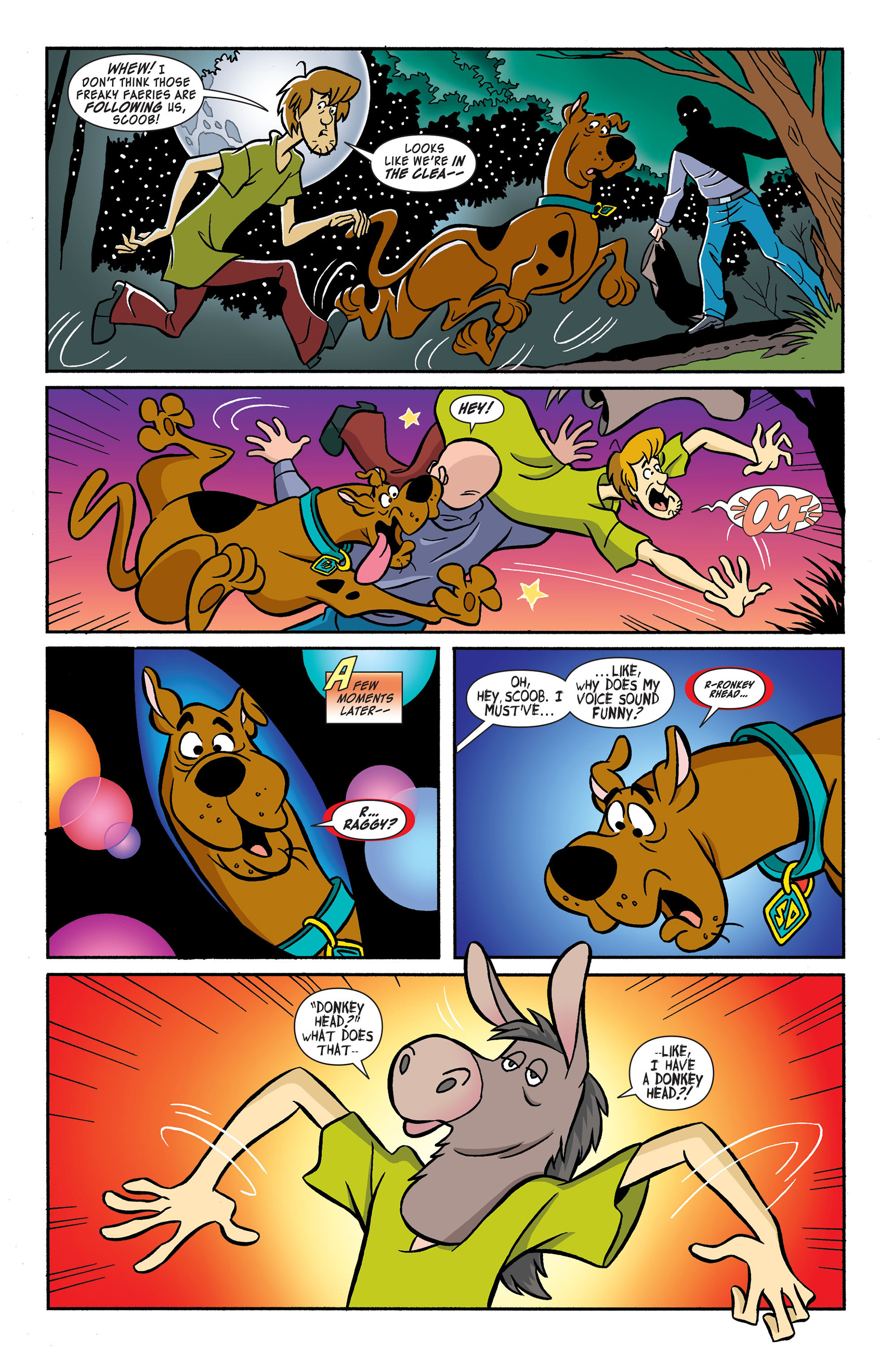 Read online Scooby-Doo: Where Are You? comic -  Issue #49 - 5