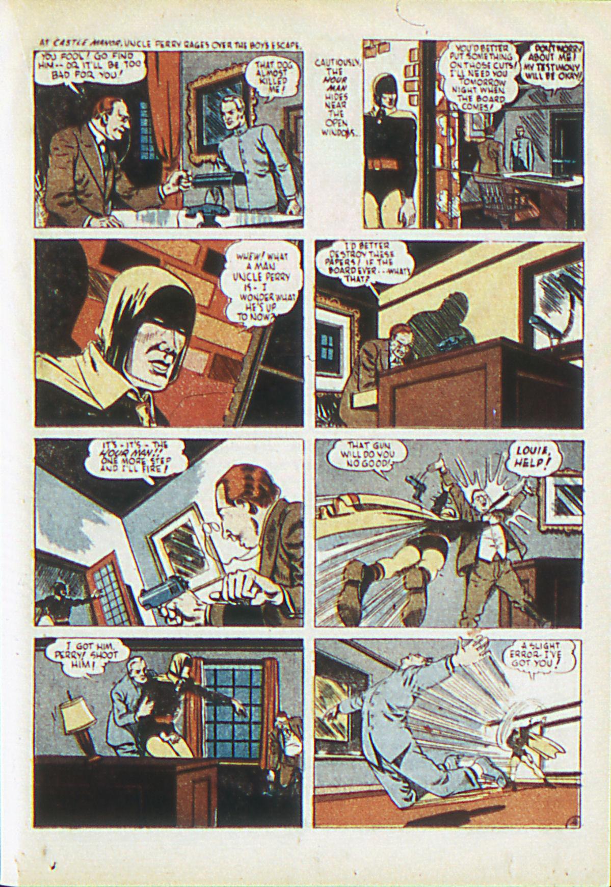 Read online Adventure Comics (1938) comic -  Issue #62 - 36