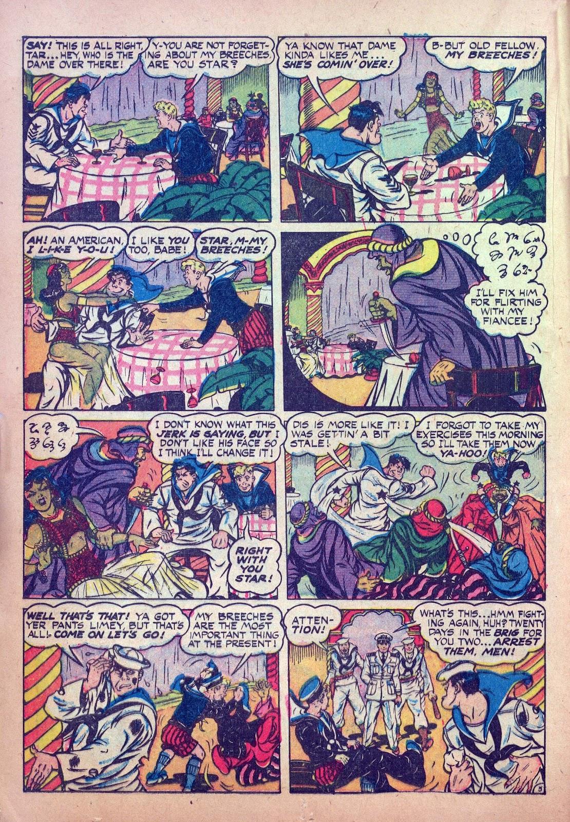 Read online Joker Comics comic -  Issue #12 - 36