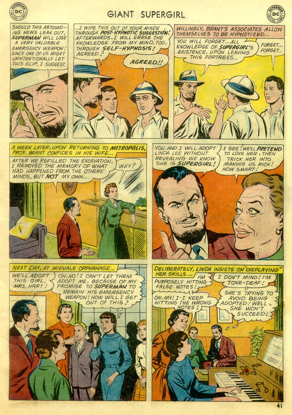 Action Comics (1938) 334 Page 42