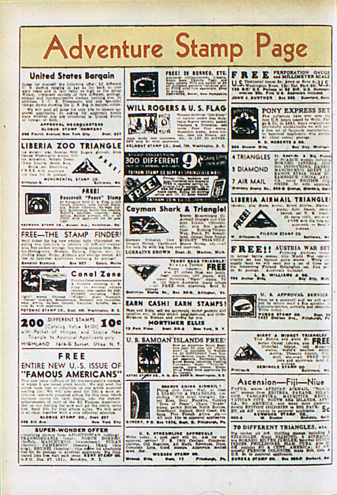 Read online Adventure Comics (1938) comic -  Issue #61 - 41