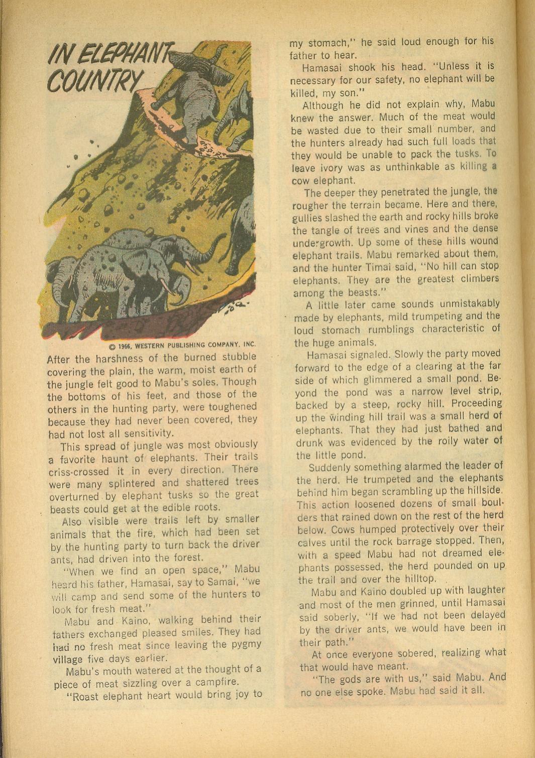 Tarzan (1962) issue 160 - Page 28