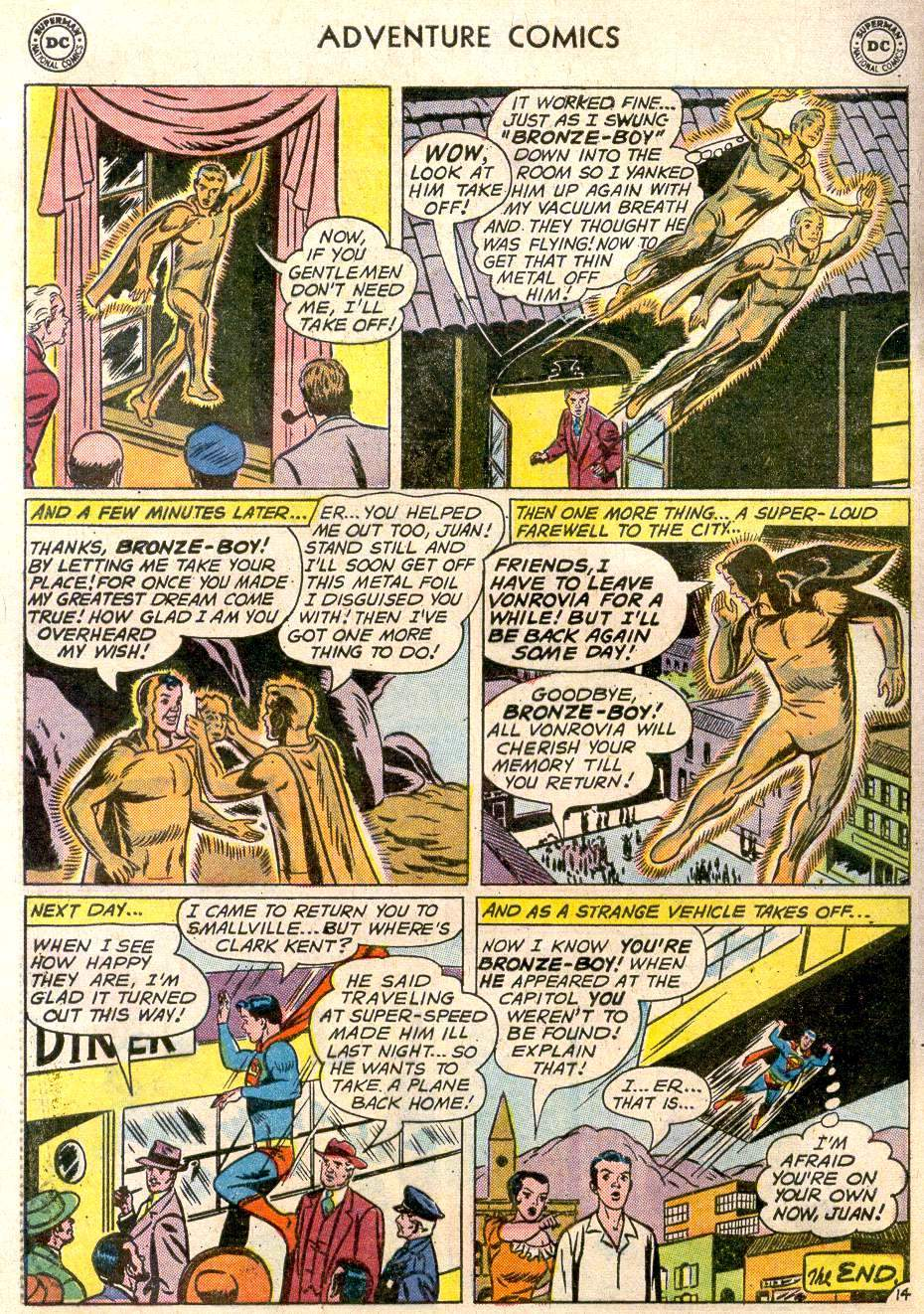 Read online Adventure Comics (1938) comic -  Issue #295 - 16