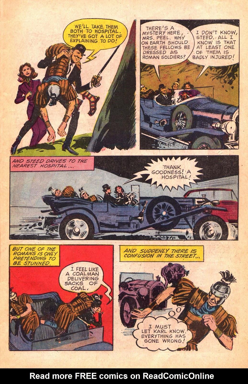 Read online The Avengers (1968) comic -  Issue # Full - 7