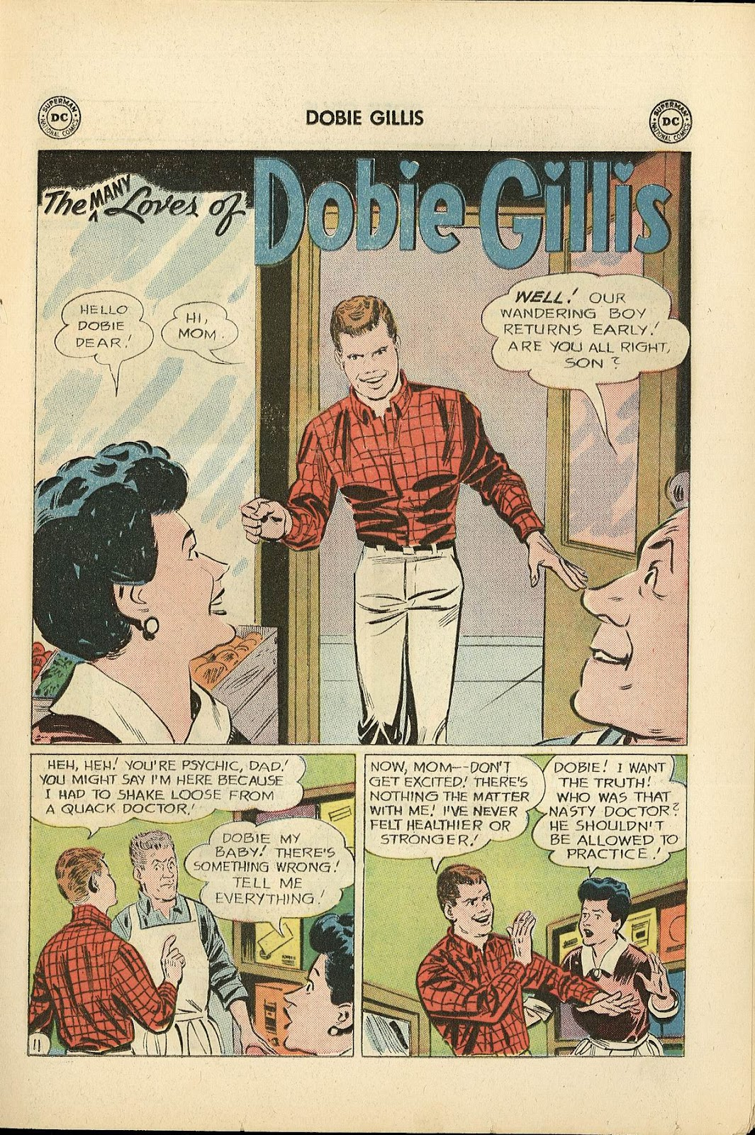 Many Loves of Dobie Gillis issue 22 - Page 15