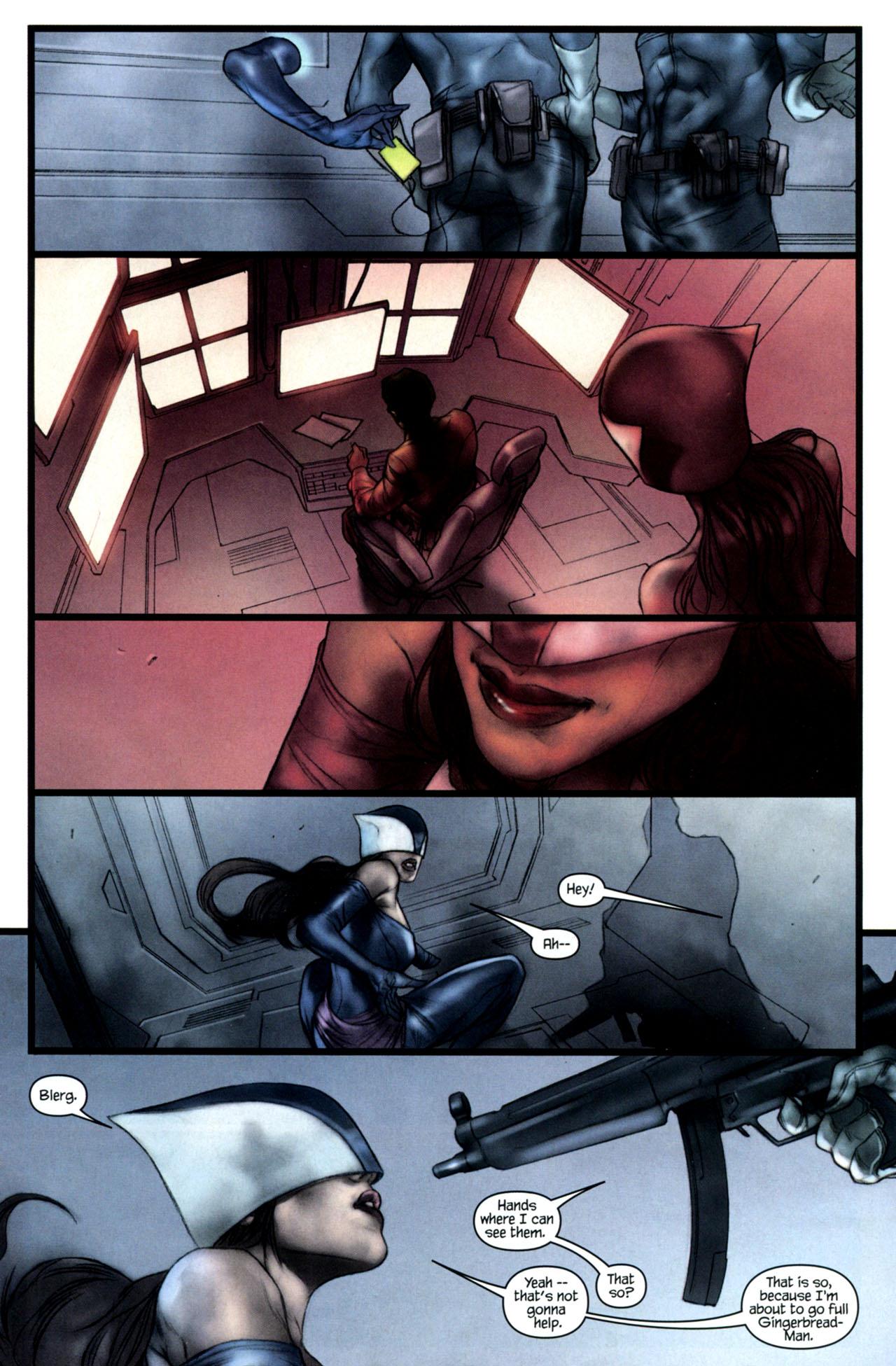 Read online Ultimatum: X-Men Requiem comic -  Issue # Full - 5