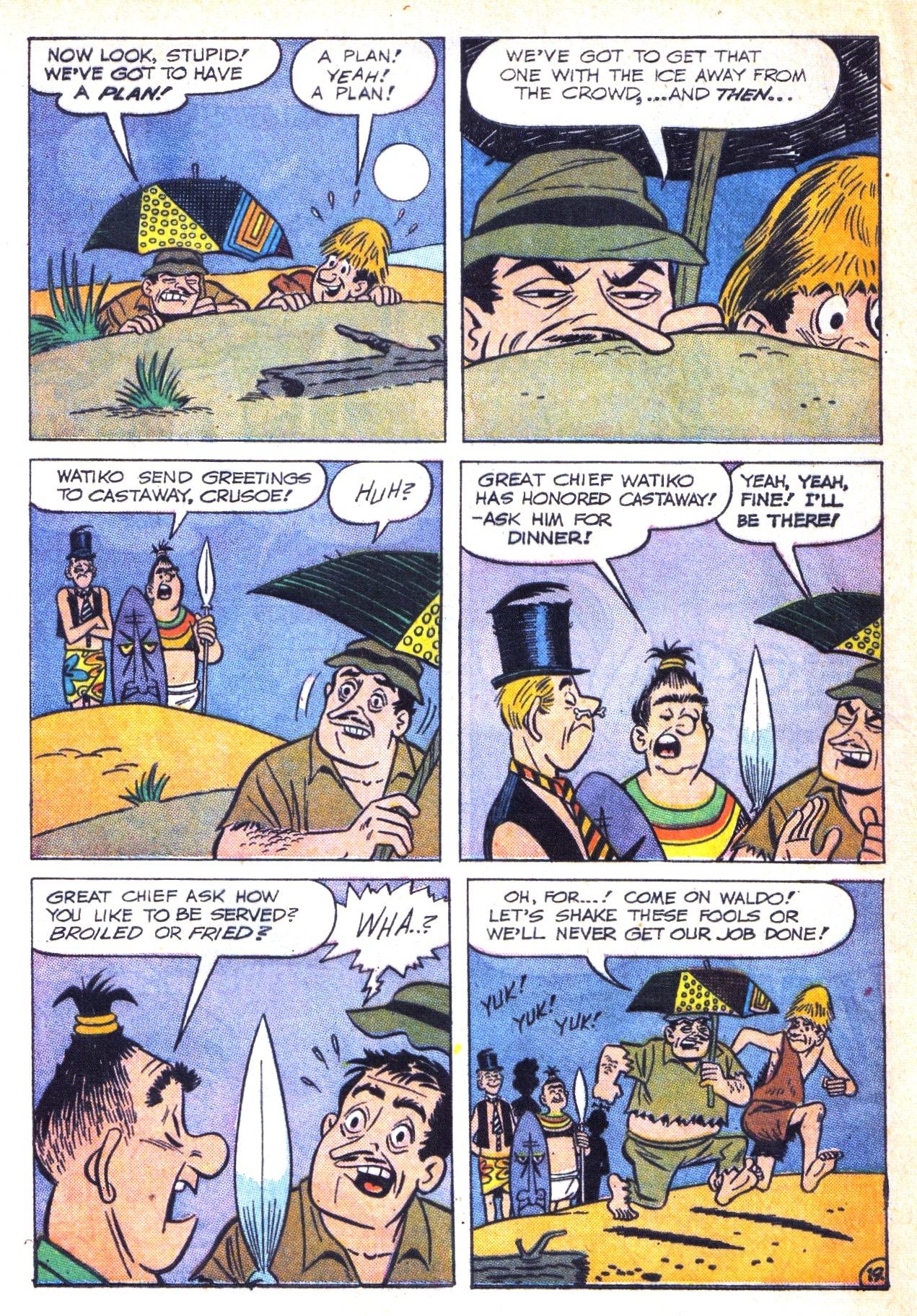 Read online She's Josie comic -  Issue #3 - 24
