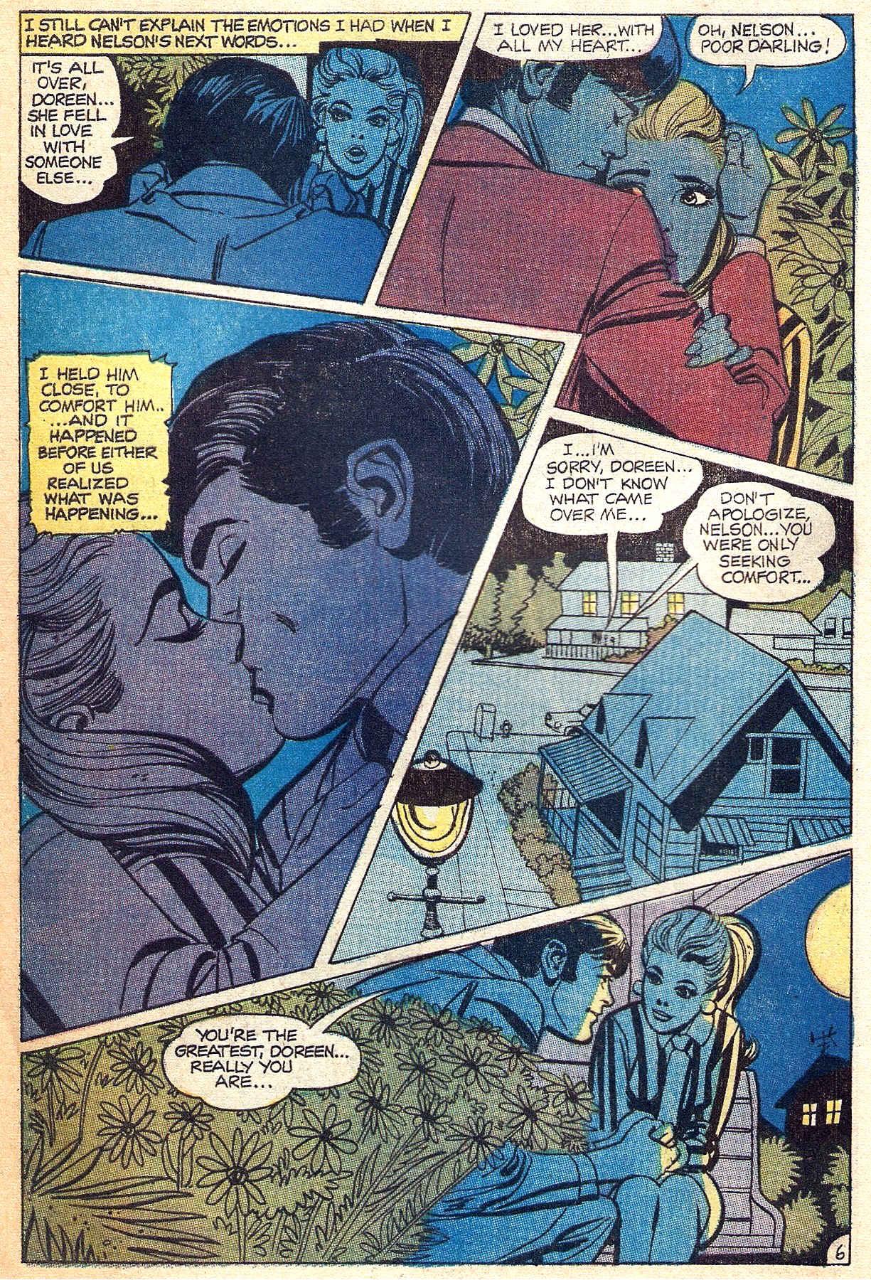 Read online Secret Hearts comic -  Issue #140 - 8