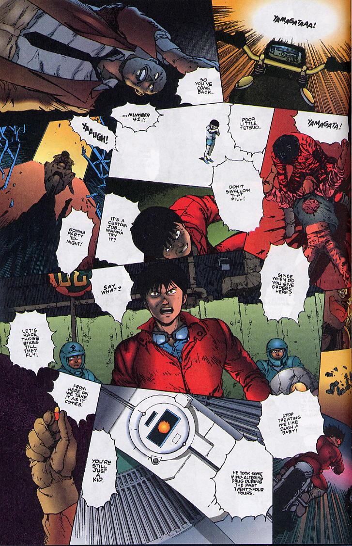 Read online Akira comic -  Issue #36 - 75