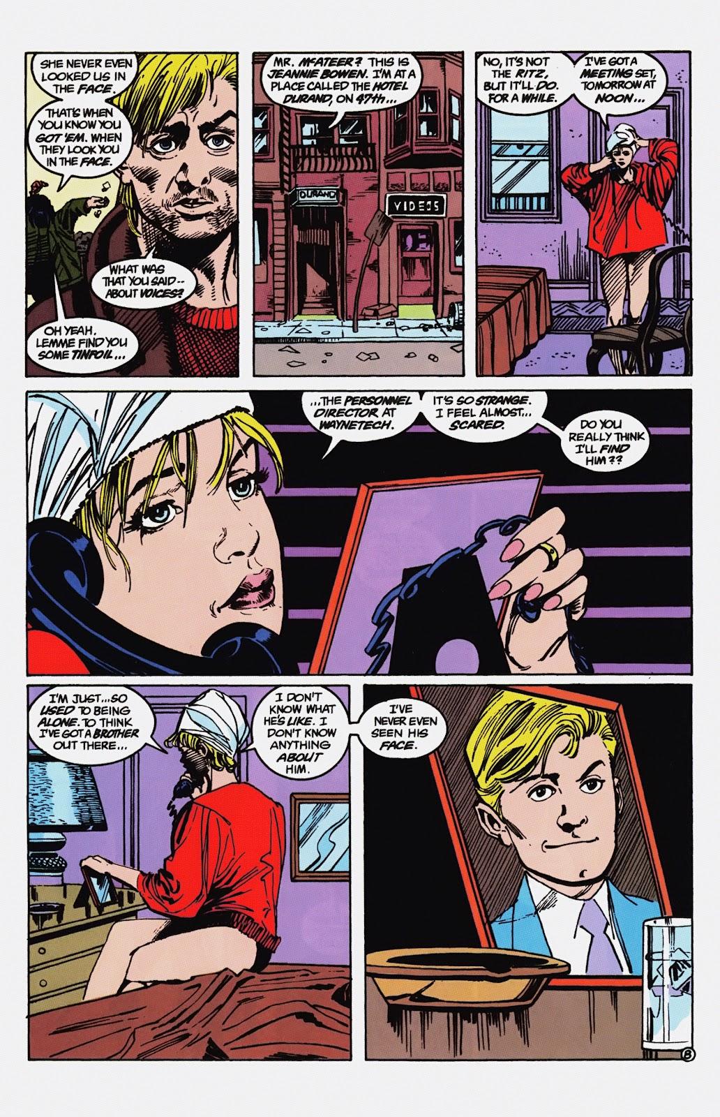 Read online Detective Comics (1937) comic -  Issue # _TPB Batman - Blind Justice (Part 1) - 13