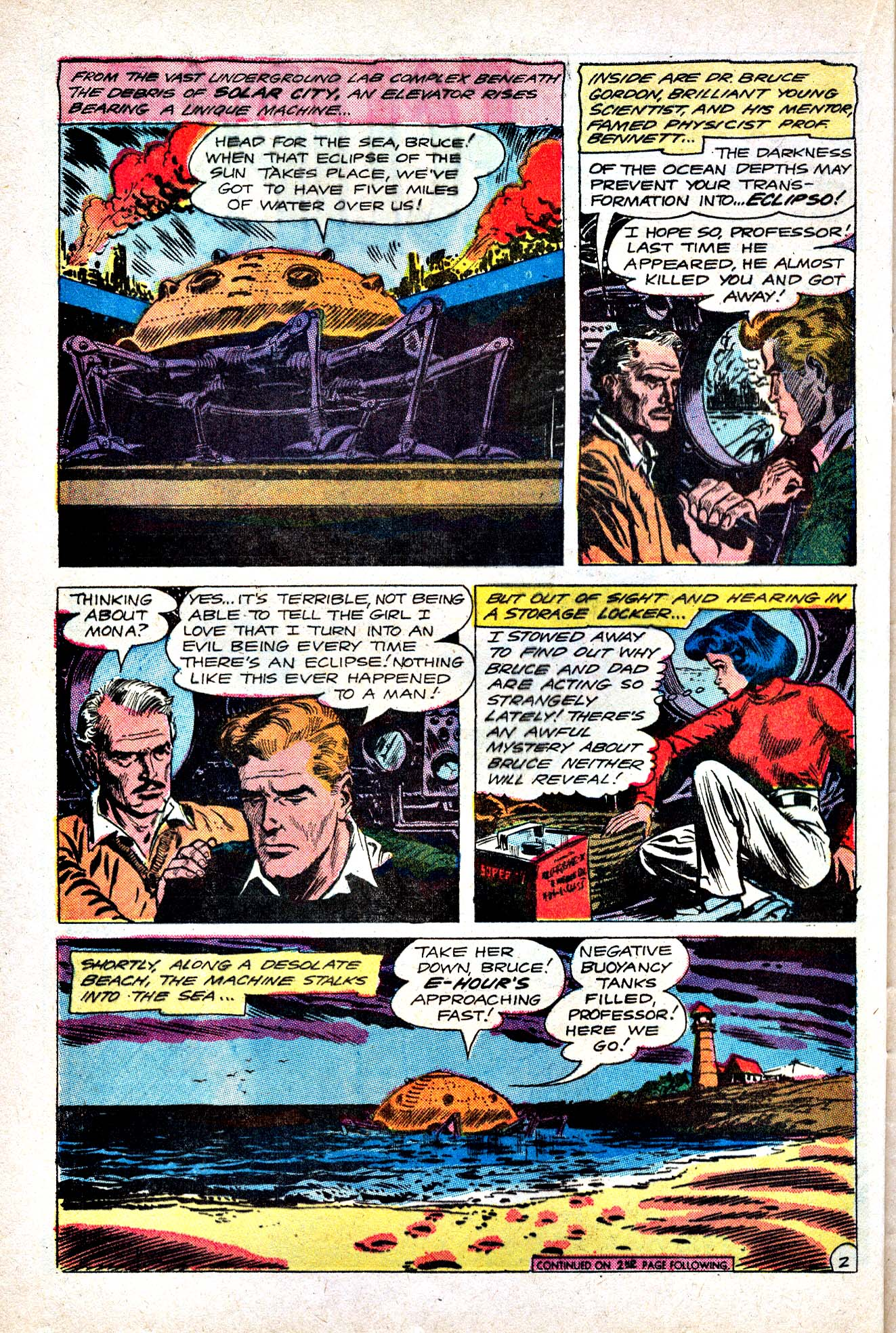 Read online Action Comics (1938) comic -  Issue #412 - 35