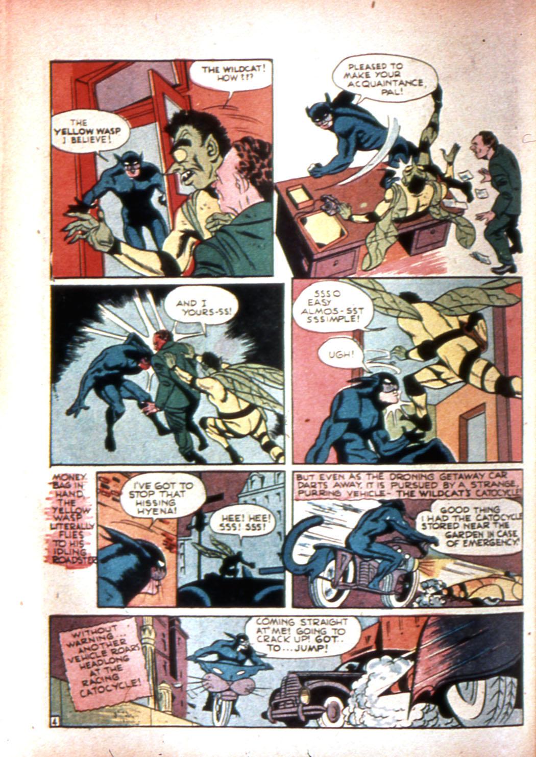 Read online Sensation (Mystery) Comics comic -  Issue #20 - 52