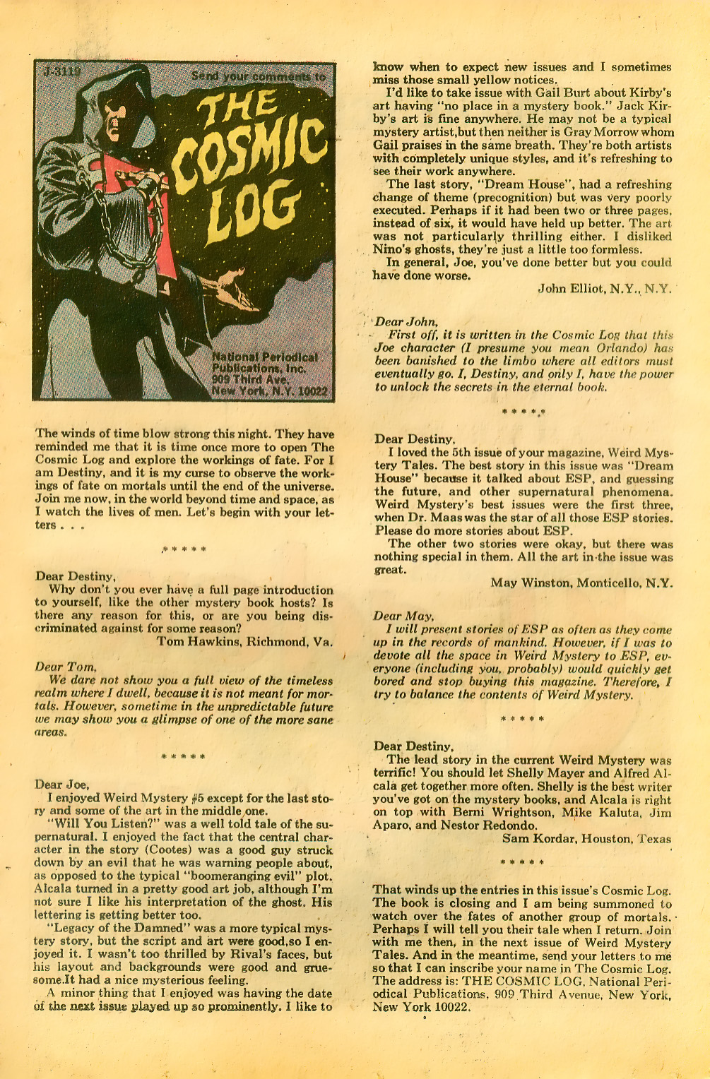 Weird Mystery Tales issue 7 - Page 19