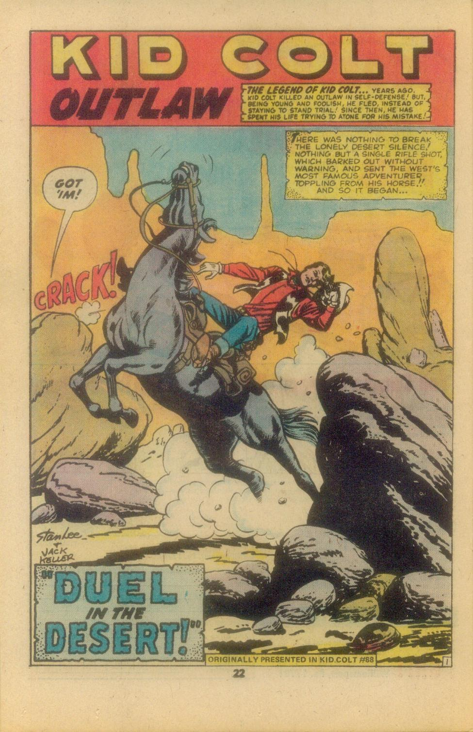 Kid Colt Outlaw issue 209 - Page 24