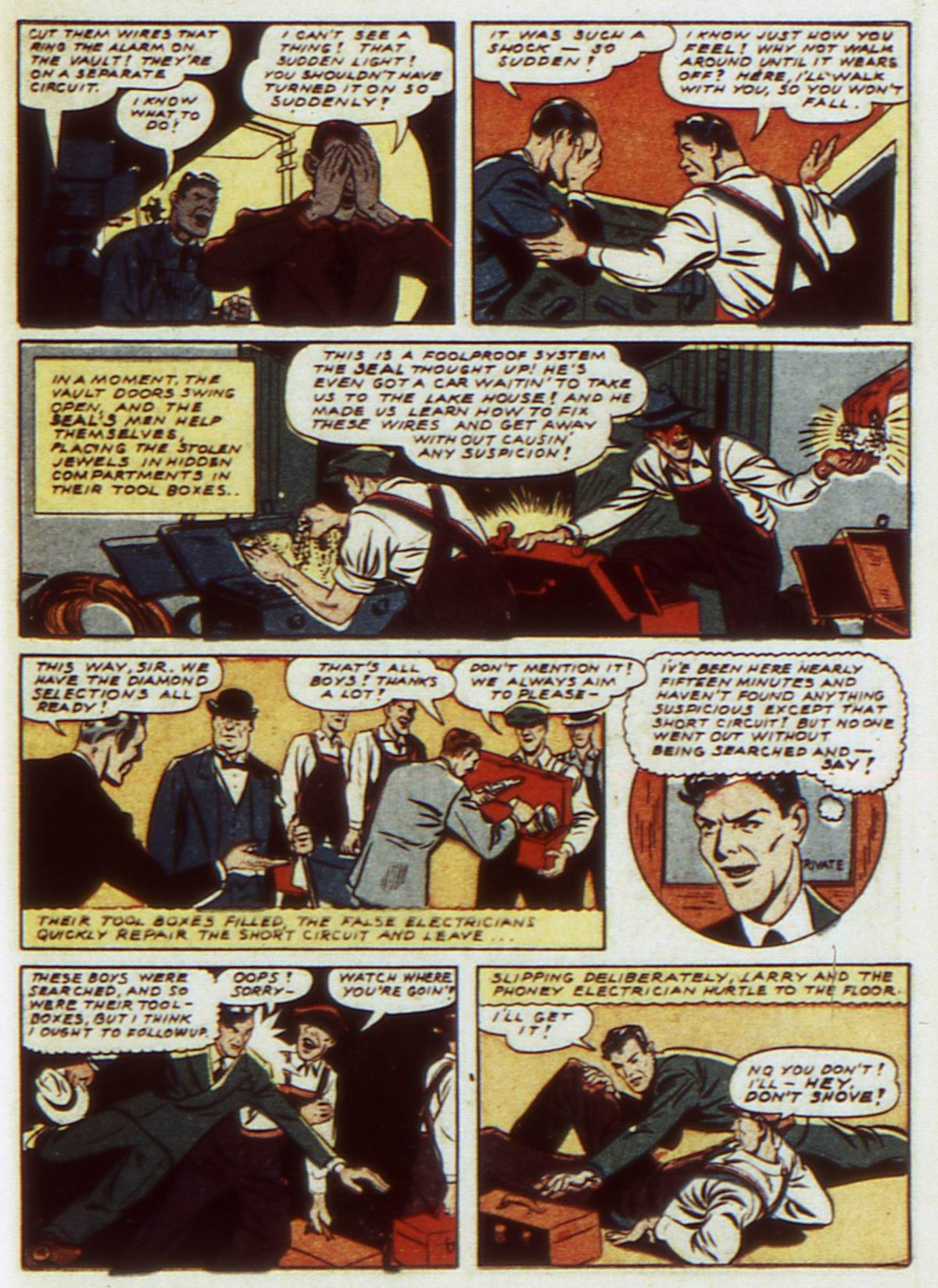 Detective Comics (1937) 61 Page 44