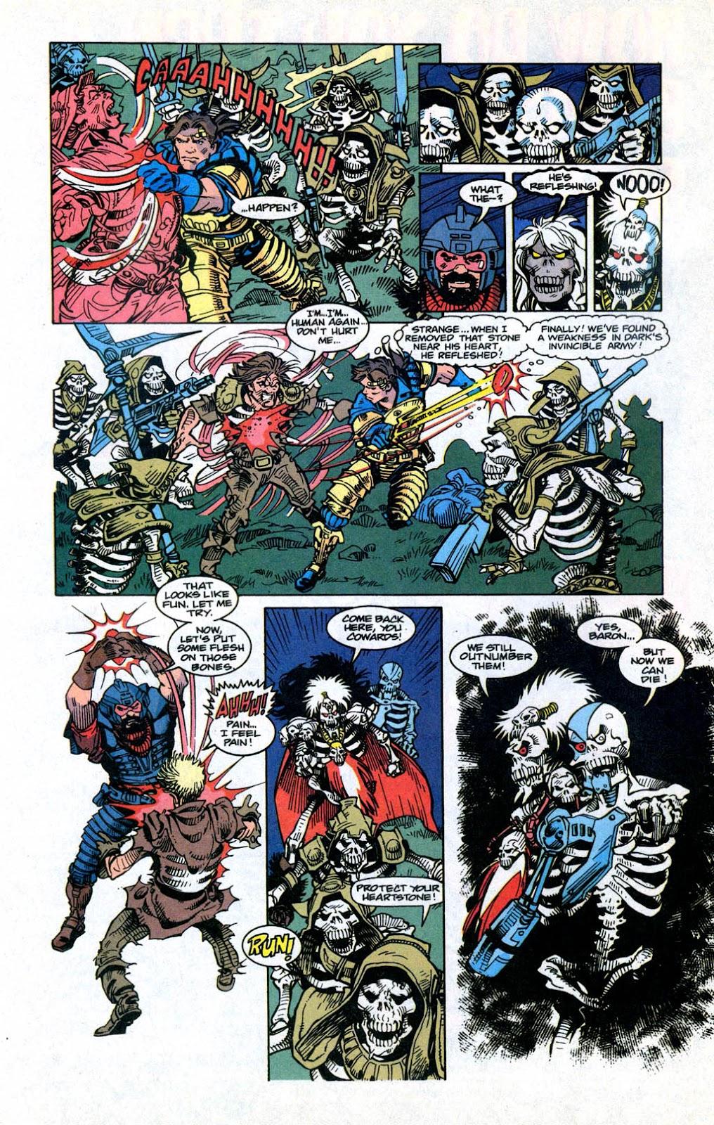 Skeleton Warriors Issue #3 #3 - English 7