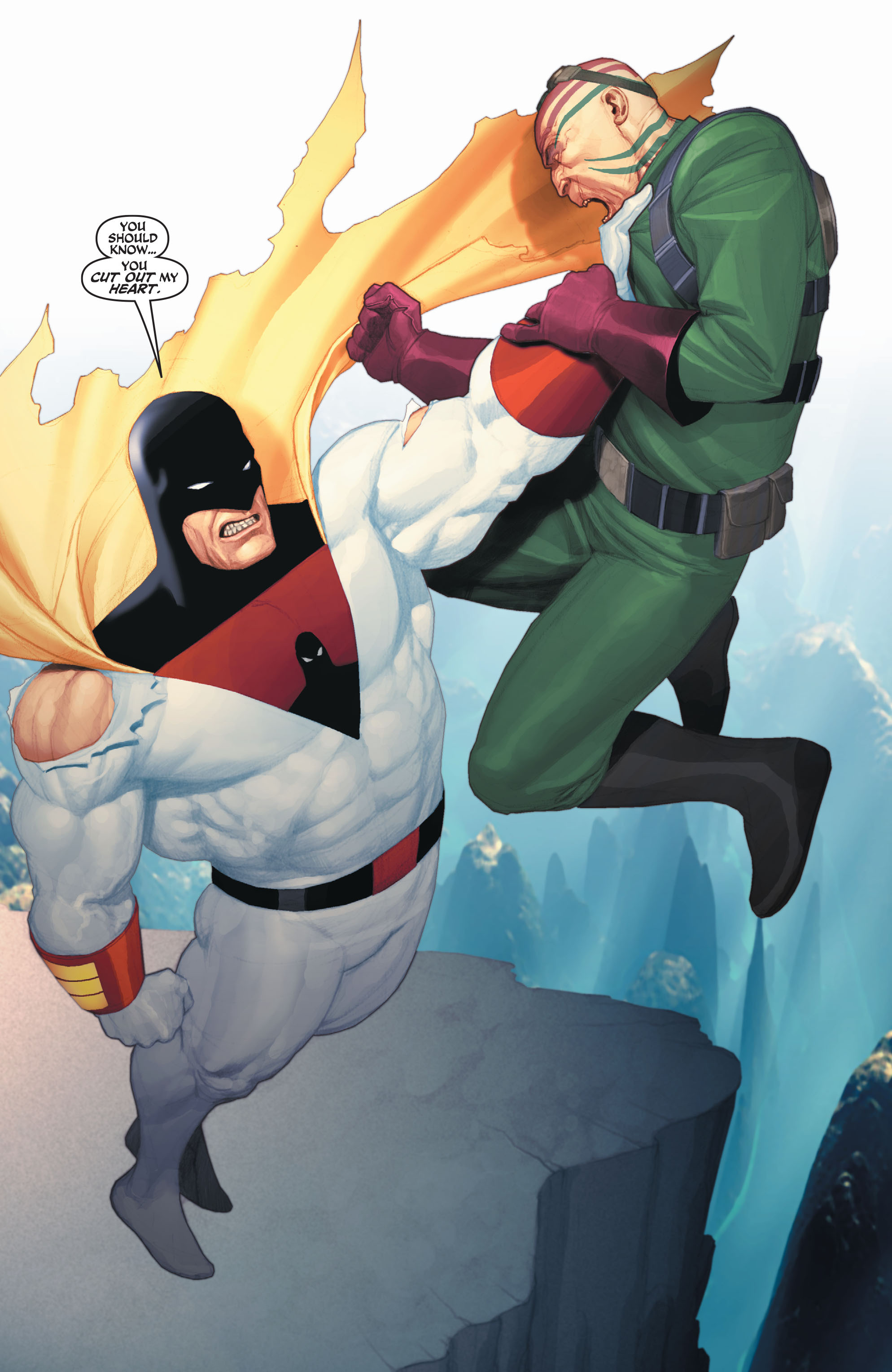 Read online Space Ghost (2016) comic -  Issue # Full - 66