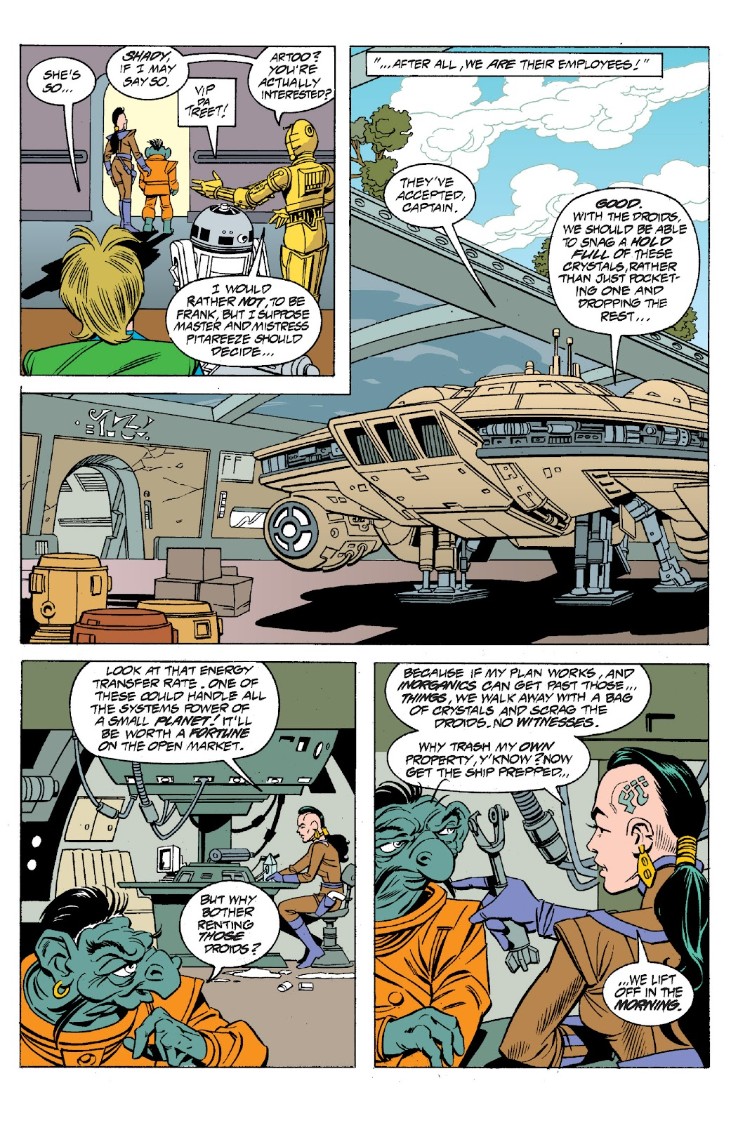 Read online Star Wars Legends Epic Collection: The Empire comic -  Issue # TPB 5 (Part 2) - 10
