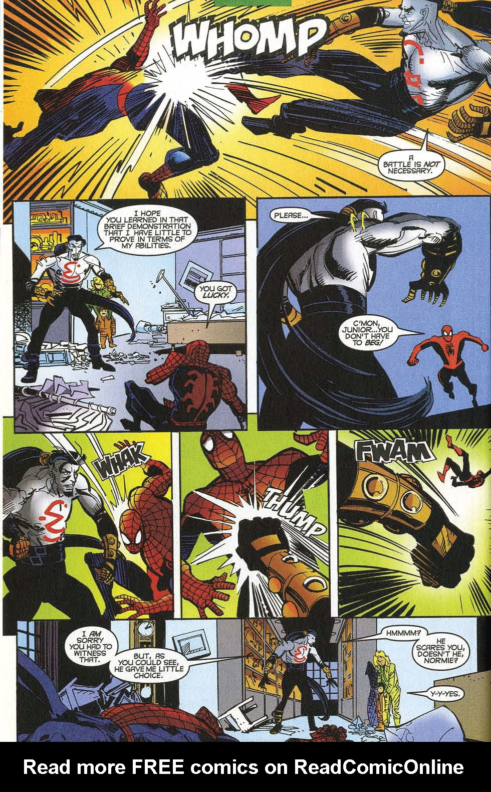 The Amazing Spider-Man (1999) _Annual_2 Page 53