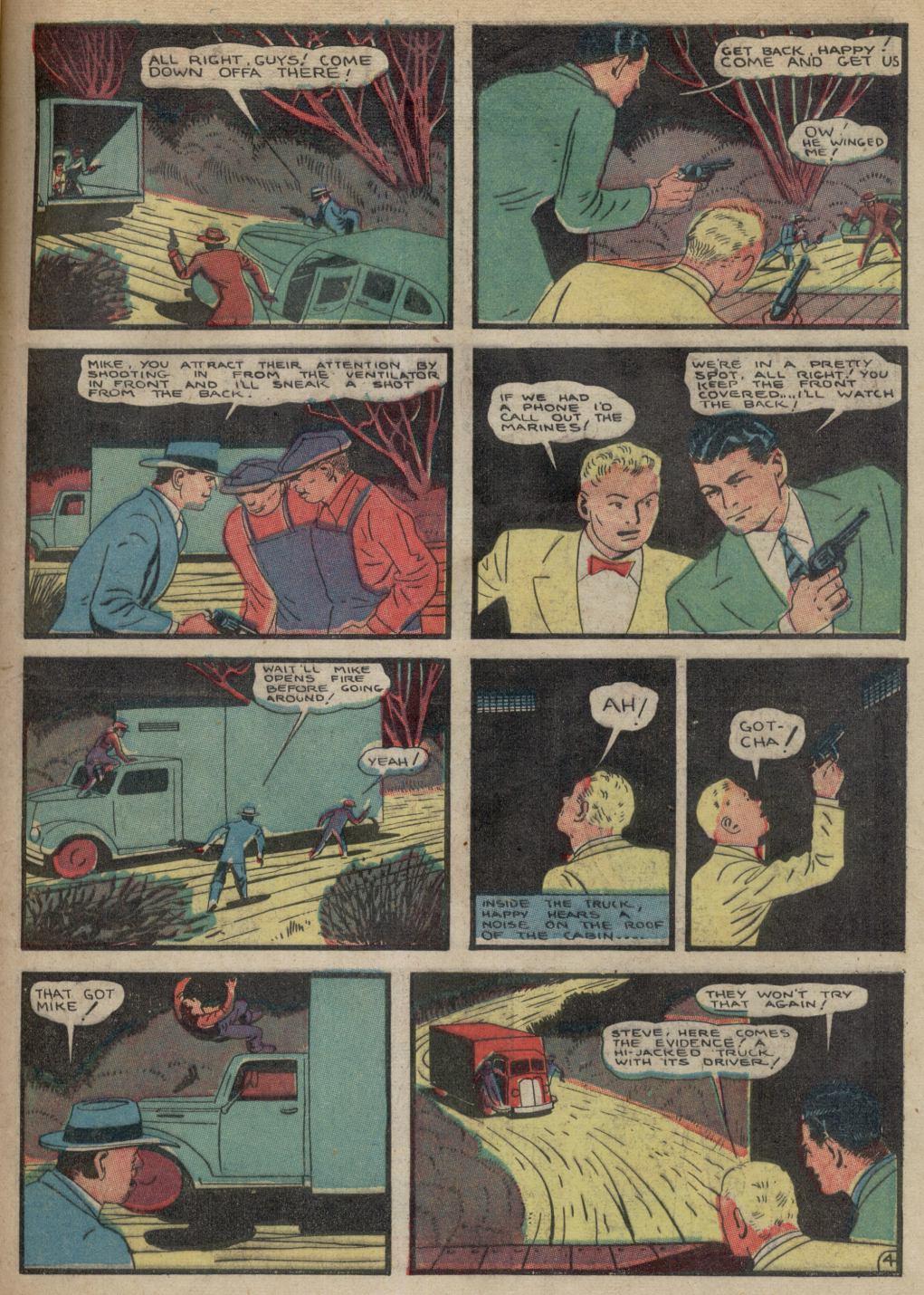 Read online Detective Comics (1937) comic -  Issue #39 - 46