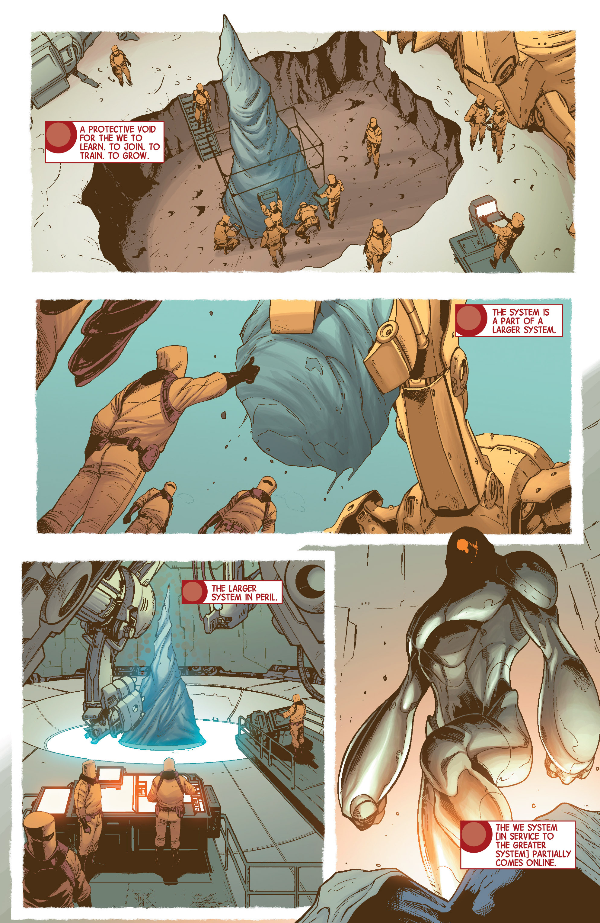 Read online Avengers (2013) comic -  Issue #38 - 7