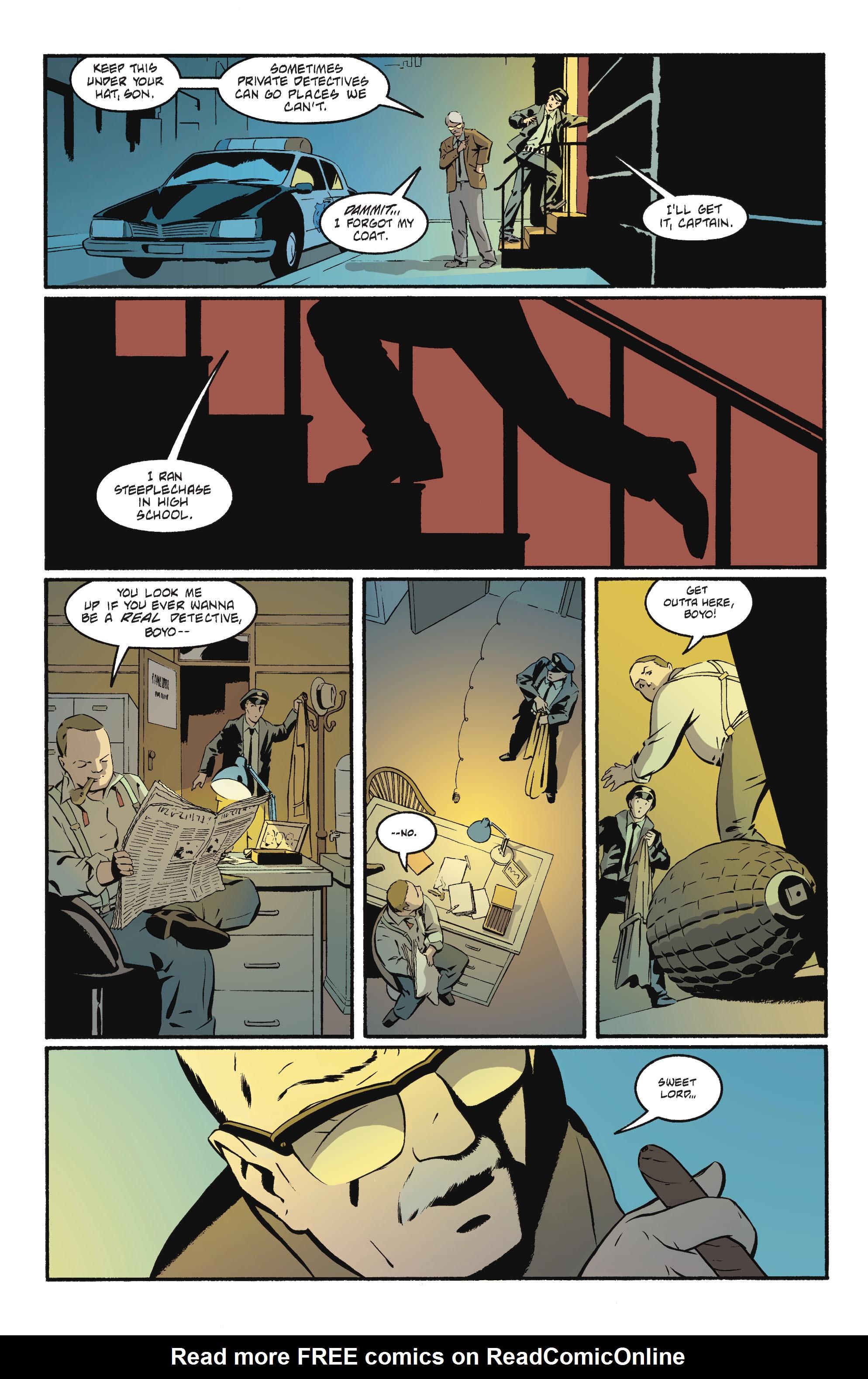 Read online Batgirl/Robin: Year One comic -  Issue # TPB 2 - 120