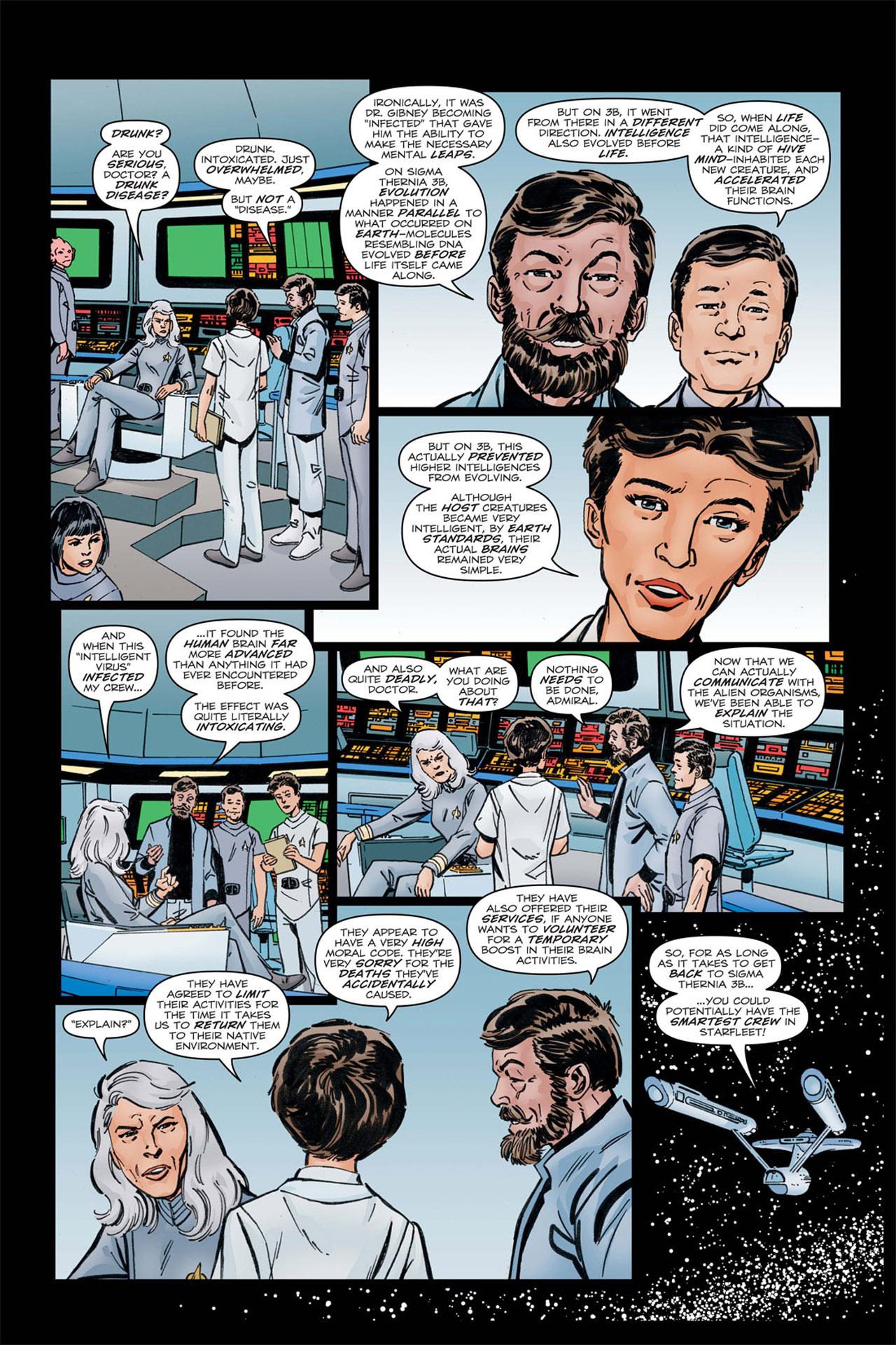 Read online Star Trek: Leonard McCoy, Frontier Doctor comic -  Issue #4 - 15