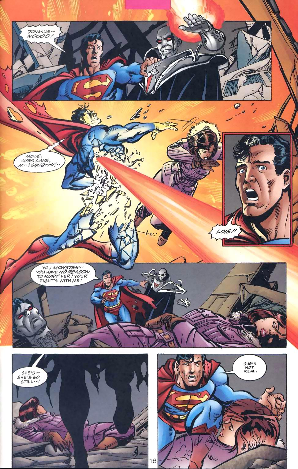 Read online Adventures of Superman (1987) comic -  Issue #567 - 20