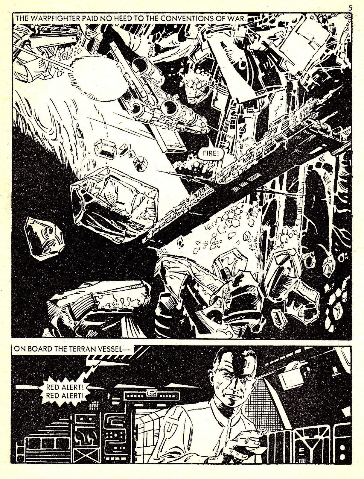 Starblazer issue 140 - Page 5