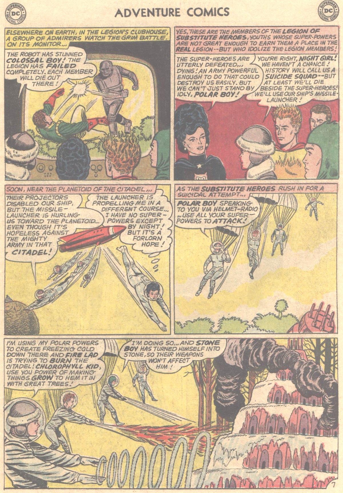 Read online Adventure Comics (1938) comic -  Issue #319 - 20
