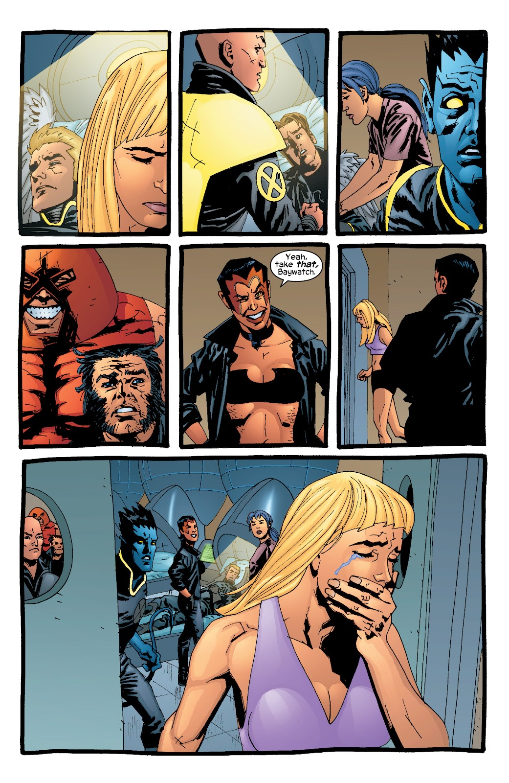 Read online X-Men: Unstoppable comic -  Issue # TPB (Part 1) - 85