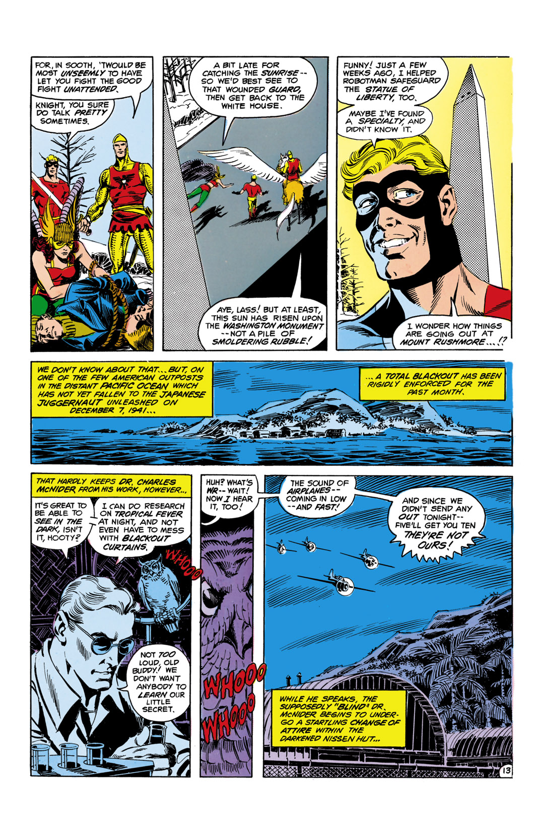 Read online All-Star Squadron comic -  Issue #10 - 14