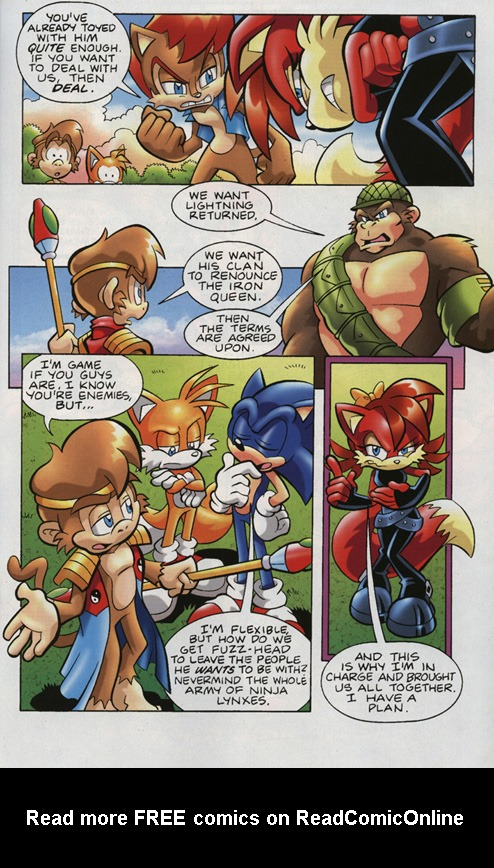 Read online Sonic Universe comic -  Issue #15 - 10