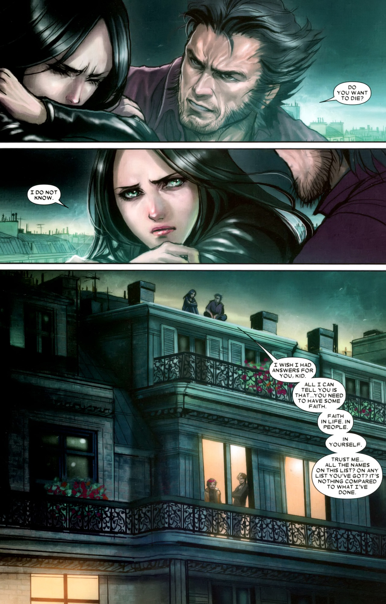 Read online X-23 (2010) comic -  Issue #10 - 17