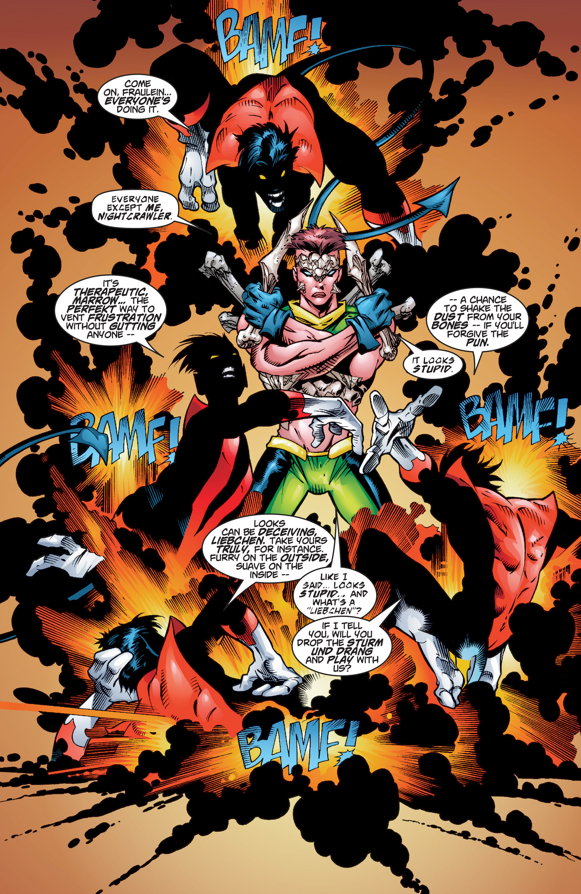 X-Men (1991) 81 Page 1