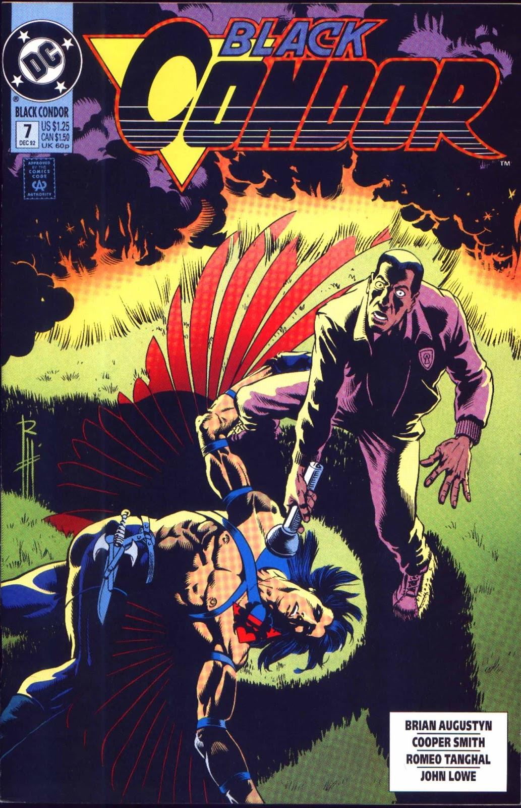 Black Condor issue 7 - Page 1