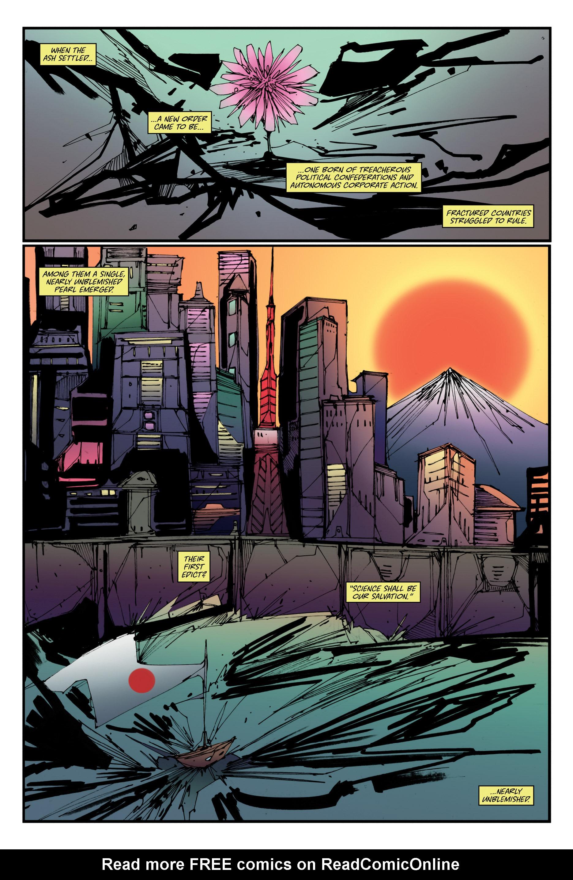 Read online Scrimshaw comic -  Issue #1 - 8