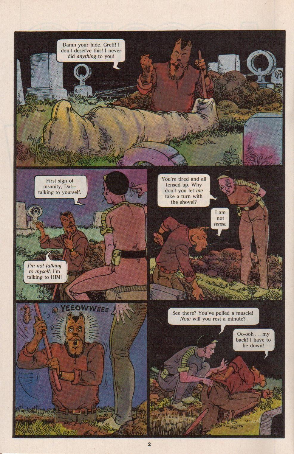 Read online Dalgoda comic -  Issue #7 - 4